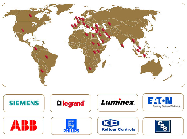 Manufacturer and Exporter of Cable And Earthing Accessories, Switchgear Accessories, Lightening Protection System, LV Switchgear, MV Switchgear up to 36KV, Relay and Control Panels,Instrument Transformers up to 36KV, Disconnect switches up to 220KV, Substation / Transmission line Hardware fittings up to 400KV and porcelain insulators up to 33KV.
